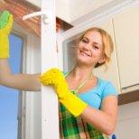 Време е за пролетно измиване на прозорците!
