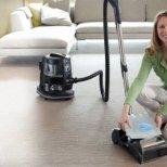 Как да почистваме най-лесно подовите настилки у дома