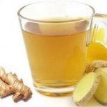 Как да си направите джинджифилов чай за отслабване
