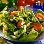 Бърза пролетна диета със салата за три дни
