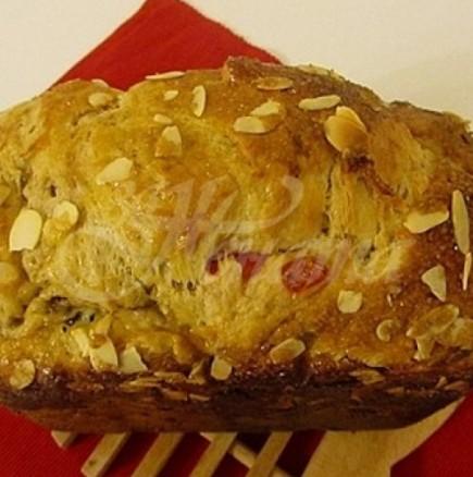Вкусен пухкав козунак в хлебопекарна рецепти