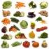 Таблица с храни и витамини, които се съдържат в тях
