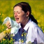 Симптоми на сенна хрема