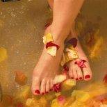 Как да се грижим за стъпалата на краката си през лятото