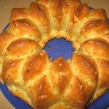 Лесни рецепти за солен кекс