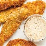 Хрупкави и вкусни пилешки филенца рецепти