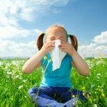 Алергичен ринит при децата