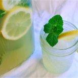 Рецепти за свежи напитки и лимонада с мента за лятото