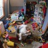 Справяте ли се с хаоса вкъщи?