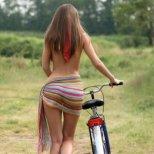 Походката на жената издава нейната сексуалност