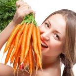 Диета от моркови за четири дни