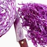 Защо е полезно и какво лекува лилавото зеле