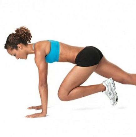 Упражнения за отслабване на корема у дома
