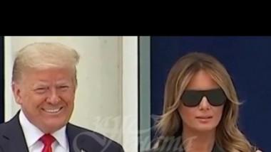 Доналд Тръмп публично унижи Мелания