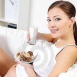 С какво да се храним, когато сме бременни