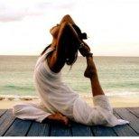 Йога пози за отслабване