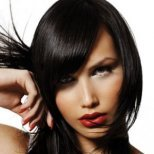 Преди да боядисате косата си в черно