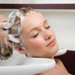 Как да мием правилно косата си