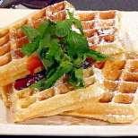 Белгийски вафлички (Гофрети)