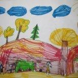 Какви цветове използва детето ви, когато рисува