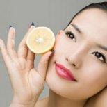 Маски с лимон за стегната кожа