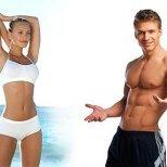 Как да отслабна с упражнения