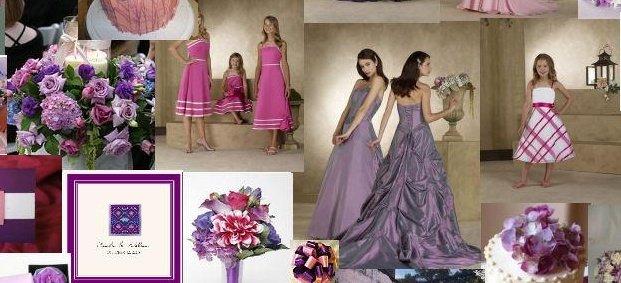 Цветни идеи за вашата сватба