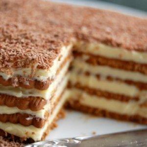 Бисквитени торти