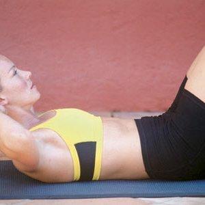 Упражнения за сваляне на коремчето
