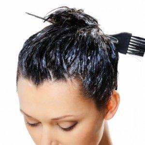Боядисване на косата с билки
