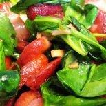 Вкусни пролетни ястия със спанак за събота