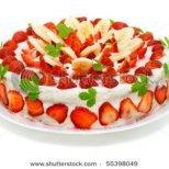 Рецепти за свежи плодови торти