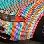 Какъв е мъжът според цвета на колата му