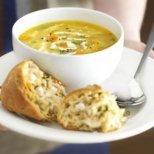 Как се прави застройка за супа