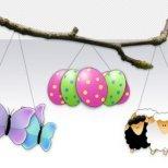 Как да украсим дома си за Великден