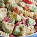 Италианска макаронена салата