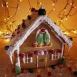 Джинджифилова къщичка за Коледа
