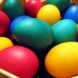 Практични съвети за боядисване на яйца за Великден