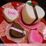 Сладки рецепти за сладките ни любими на Свети Валентин