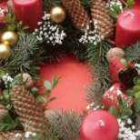 Коледна украса идеи
