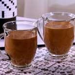 Леден шоколад по мексикански