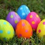 Ефекти при боядисване на яйца