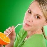 Вредно ли е пречистването с фреш от плодове