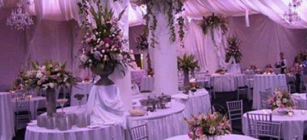 Романтични идеи за сватбена украса