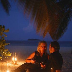 Романтична вечеря и още нещо