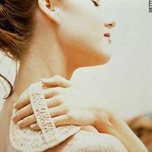 Домашни пилинг маски за красива кожа на тялото