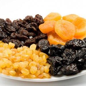 Сушените плодове са изключително полезни