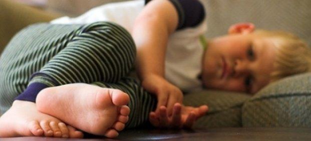 Как да помогнете на болно дете да се почувства по-добре