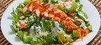 Пилешка салата Буфало