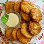 Задължителна рецепта във всеки готварски тефтер: Бързи панирани тиквички